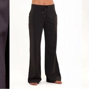 Lululemon Still Pant Black Size 12
